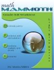 Math Mammoth Grade 5-B Worktext Cover Image