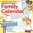 The Questioneers Family Planner 2020 Wall Calendar Cover Image