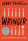 Wringer (Trophy Newbery) Cover Image