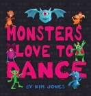 Monsters Love To Dance Cover Image
