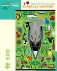Charley Harper: Secret Sanctuary 500-Piece Jigsaw Puzzle (Pomegranate Artpiece Puzzle) Cover Image