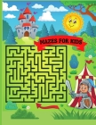 Mazes for Kids Cover Image