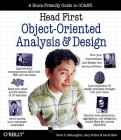 Head First Object-Oriented Analysis and Design: A Brain Friendly Guide to OOA&D Cover Image