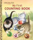 My First Counting Book (Little Golden Book) Cover Image