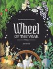 Coloring Book of Shadows: Wheel of the Year Cover Image