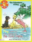 The Adventures of Meg: Meg Sniffs Out the Endangered Pink River Dolphin Cover Image