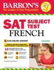 SAT Subject Test French with Online Tests Cover Image