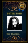Peter Tosh: Reggae Legend from the Wailers, the Original Anti-Anxiety Adult Coloring Book Cover Image