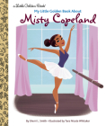 My Little Golden Book About Misty Copeland Cover Image