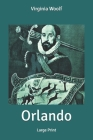 Orlando: Large Print Cover Image