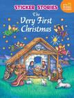 The Very First Christmas (Sticker Stories) Cover Image