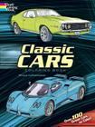 Classic Cars Coloring Book (Dover Coloring Books) Cover Image