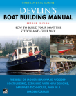 Devlin's Boat Building Manual: How to Build Your Boat the Stitch-And-Glue Way, Second Edition Cover Image