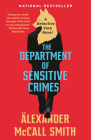 The Department of Sensitive Crimes: A Detective Varg Novel (1) (Detective Varg Series) Cover Image