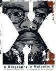 X: A Biography of Malcolm X (Graphic Library: American Graphic) Cover Image