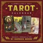 Llewellyn's 2021 Tarot Calendar: Insights, Spreads & Tips Cover Image