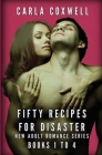 Fifty Recipes For Disaster New Adult Romance Series - Books 1 to 4 Cover Image