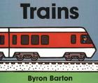 Trains Board Book Cover Image