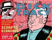 Complete Chester Gould's Dick Tracy Volume 25 Cover Image