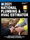 2021 National Plumbing & HVAC Estimator Cover Image