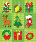 Christmas Prize Pack Stickers Cover Image