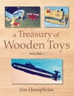 A Treasury of Wooden Toys, Volume 1 Cover Image