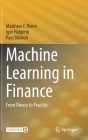 Machine Learning in Finance: From Theory to Practice Cover Image
