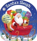 Carry-Along Tab Book: Santa's Sleigh (Carry Along Tab Books) Cover Image