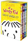 Diary of a Wimpy Kid Box of Books, Books 4-6: Dogs Days/The Ugly Truth/Cabin Fever Cover Image