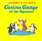 Curious George at the Aquarium Cover Image