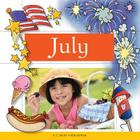 July (Twelve Magic Months) Cover Image