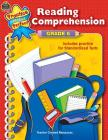 Reading Comprehension Grade 6 (Practice Makes Perfect (Teacher Created Materials)) Cover Image