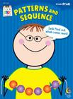 Patterns and Sequence, Grade PreK Cover Image