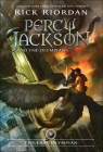 The Last Olympian (Percy Jackson & the Olympians #5) Cover Image