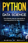 Python for data science: The ultimate step-by-step guide to learning python for data science Cover Image