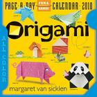 Origami Page-A-Day Calendar 2010 Cover Image