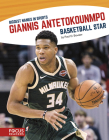 Giannis Antetokounmpo: Basketball Star Cover Image