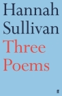 Three Poems (Faber Poetry) Cover Image