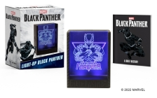 Marvel: Light-Up Black Panther (RP Minis) Cover Image