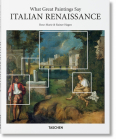What Great Paintings Say. Italian Renaissance Cover Image