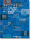 Web Design. the Evolution of the Digital World 1990-Today Cover Image