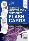 Netter's Histology Cut-Out Flash Cards: A Companion to Netter's Essential Histology (Netter Basic Science) Cover Image