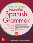 McGraw-Hill Education Intermediate Spanish Grammar Cover Image
