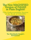 The New MAGNIFIED Version of ISAIAH in Plain English!: (The Understandable Version of the Book of ISAIAH!) Cover Image
