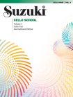 Suzuki Cello School, Vol 5: Cello Part Cover Image