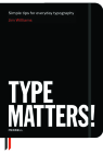 Type Matters! Cover Image