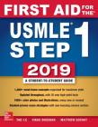 First Aid for the USMLE Step 1 2019, Twenty-Ninth Edition Cover Image