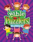 Bible Puzzlers: Activity Book Cover Image