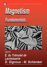Magnetism: Fundamentals Cover Image