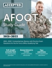 AFOQT Study Guide 2021-2022: Comprehensive Review with Practice Exam Questions for the Air Force Office Qualifying Test Cover Image